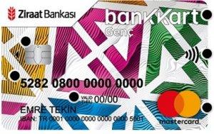 Bankkart Genç Harçlık Avans Nakit