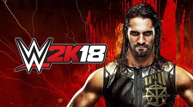 WWE 2018 OYUN PC